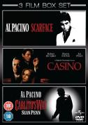 Casino / Scarface / Carlito's Way