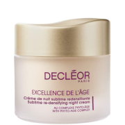 Decleor Excellence De L'Age Excellence Night Cream 50ml