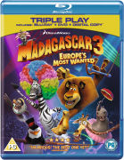 Madagascar 3: Europe's Most Wanted - Triple Play (Blu-Ray, DVD and Digital Copy)