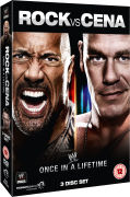 WWE: Rock Vs Cena - Once in a Lifetime