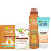 Garnier Ambre Solaire Self Tan Set 3 (4 Products)