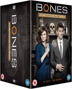 Bones - Seizoen 1-8