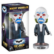 DC Comics Batman Dark Knight The Joker Robber Bobblehead