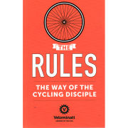 Velominati - The Rules -  The Way of the Cycling Disciple - Book