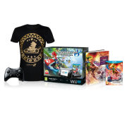 Wii U Hyrule Warriors Action Pack (Small)