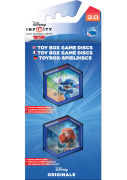 Infinity 2.0 Toy Box Game Discs Disney