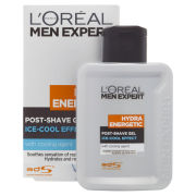 L'Oreal Paris Men Expert Hydra Energetic Post-Shave Gel Ice-Cool Effect (100ml)