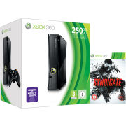 Xbox 360 250GB Console: Bundle (Includes Syndicate)