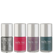 Nails inc. Stunning Collection