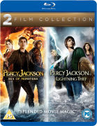 Percy Jackson: Lightning Thief / Sea of Monsters