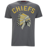 Ringspun Men's Native T-Shirt - Charcoal