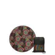 Sagaform Caleido Round Picnic Blanket
