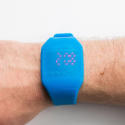 50Fifty Concepts Blink Time Watch - Blue