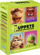 The Muppets Collection: Muppets Most Wanted / The Muppets / The Muppet Movie / The Great Muppet Caper / The Muppet Christmas Carol / Muppet Treasure Island / The Muppets Wizard of Oz