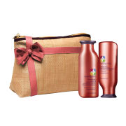 Pureology Reviving Red Christmas Wash Bag