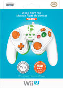Super Smash Bros Officially Licensed Wired Fight Pad - Yoshi