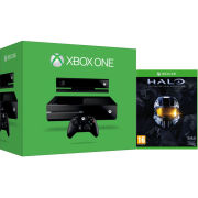 Xbox One Console with Kinect - Includes Halo: Master Chief Collection