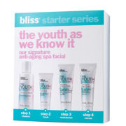 bliss The Youth As We Know It Starter Kit (4 Products)