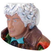 Dr Who Toby Jug - 3rd Doctor