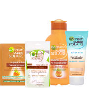 Garnier Ambre Solaire Self Tan Set 5 (4 Products)