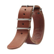 Triwa Brown Tarnsjo Leather Watch Strap - Brown