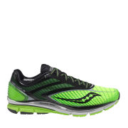 Saucony Men's Cortana 3 - Running Shoe - Black/Green