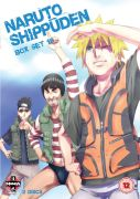 Naruto Shippuden Box Set 18 (Episodes 219-231)