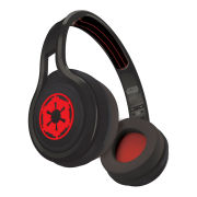 SMS Audio by 50 Cent Street Wired Headphones Includes Passive Noise Cancellation - Star Wars Edition - Galactic - Black/Red