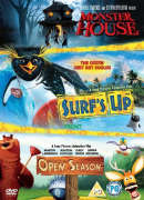 Surfs Up/Monster House/Open Season