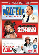 Paul Blart - Mall Cop / You Dont Mess With The Zohan / I Now Pronounce You Chuck And Larry