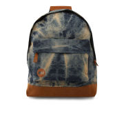 Mi-Pac Premium Denim Dye Backpack - Denim Dye Indigo