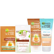 Garnier Ambre Solaire Self Tan Set 6 (4 Products)