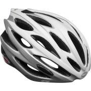 Bell Lumen Cycling Helmet White/Silver L 58-63cm 2014