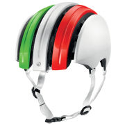 Carrera GTE Flag 2014 Folding Helmet - Italian Flag