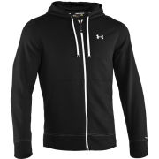 Under Armour Men's CC Storm Transit FZ Hoody - Black/White