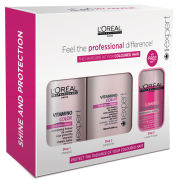 L'Oreal Professionnel Serie Expert Vitamino Hair Care Kit for Coloured Hair