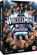 WWE: Wrestlemania 25