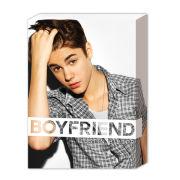 Justin Bieber Boyfriend - 40 x 30cm Canvas