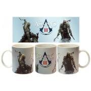 Assassin's Creed - Connor Kenway - Mug