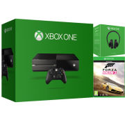 Xbox One Console - Includes Forza Horizon 2 & Xbox One Stereo Headset