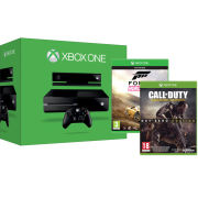 Xbox One Console with Kinect - Includes Forza Horizon 2 & Call of Duty: Advanced Warfare