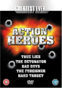 Greatest Ever... Action Heroes [Steelbook]