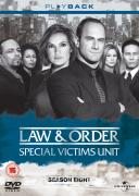 Law and Order: Special Victims Unit - Seizoen 8