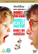Honey, I Shrunk Kids / Honey, I Blew Up Kid / Honey, We Shrunk Ourselves