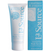 Crabtree & Evelyn La Source Exfoliating Body Scrub with Pumice 200ml