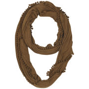 Codello Military Vintage Pom Pom loop scarf