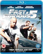 Fast and the Furious 5 (Single Disc)