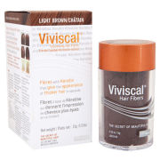 Viviscal Volumising Hair Fibres - Light Brown (15g)