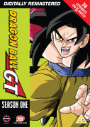 Dragon Ball GT - Season 1: Episodes 1-34