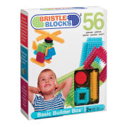 Bristle Blocks 56 Peice Basic Builder Box